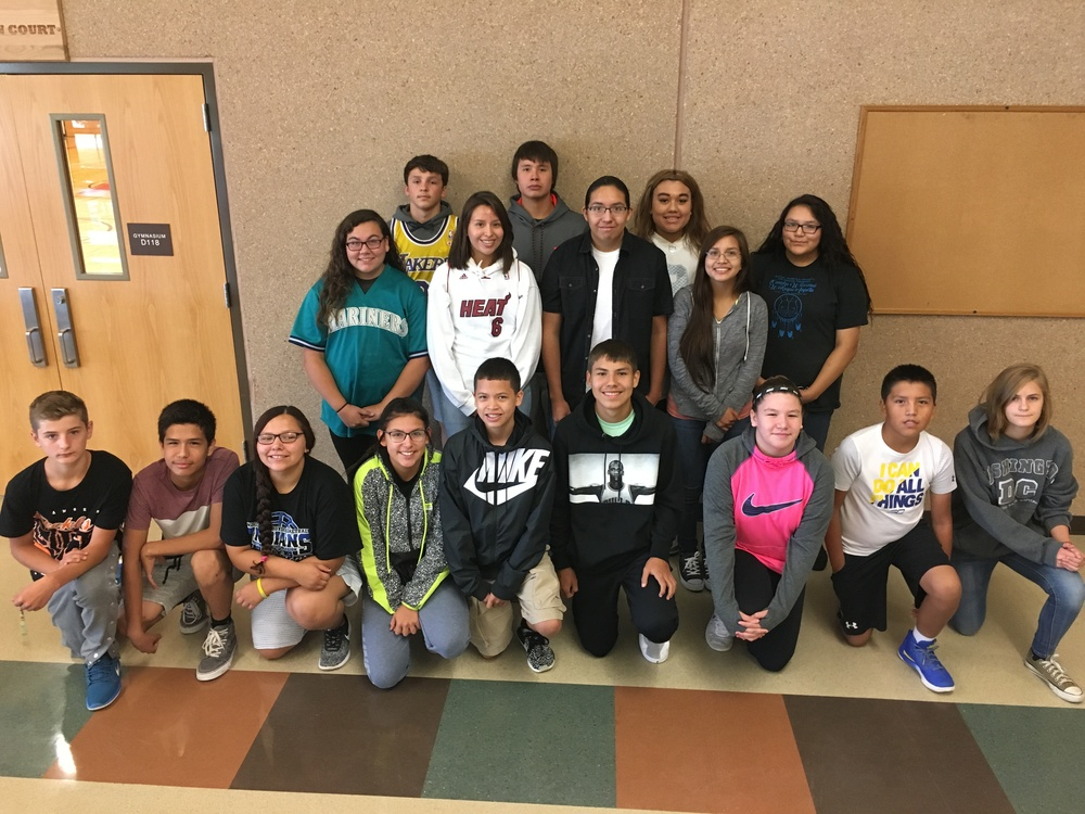 2017-2018 High School Student Council